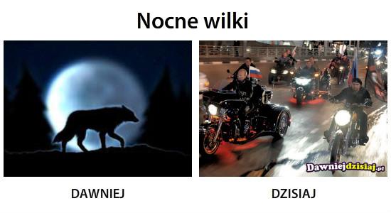 Nocne wilki –