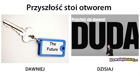 Przyszłość stoi otworem –