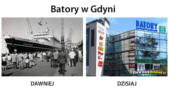 Batory w Gdyni –