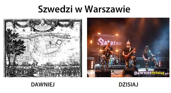 Szwedzi w Warszawie –