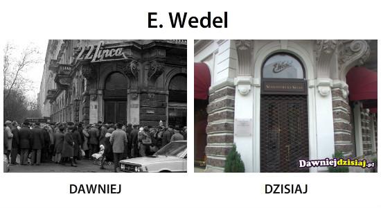 E. Wedel –