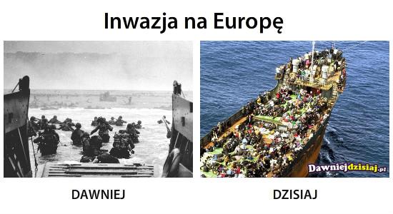 Inwazja na Europę –