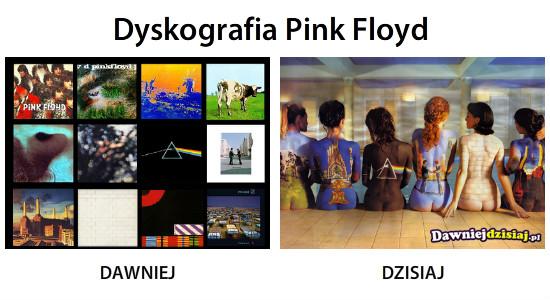 Dyskografia Pink Floyd –