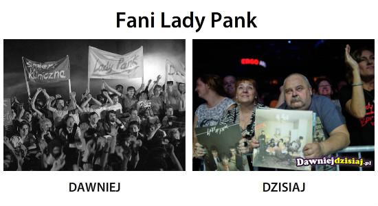 Fani Lady Pank –