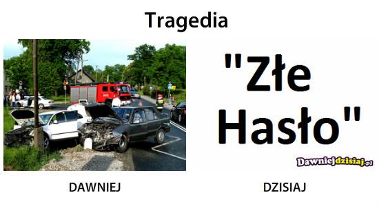 Tragedia –