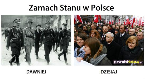 Zamach Stanu w Polsce –
