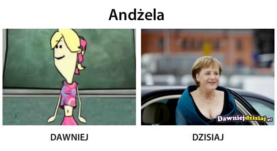 Andżela –
