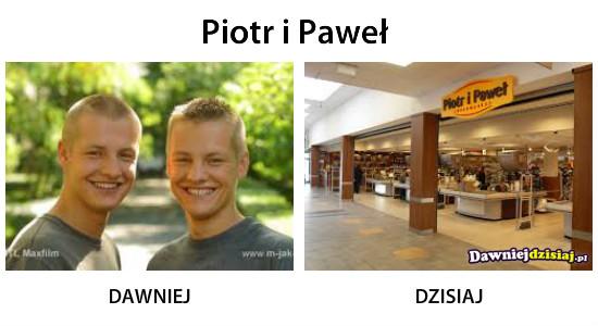 Piotr i Paweł –