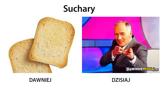 Suchary –