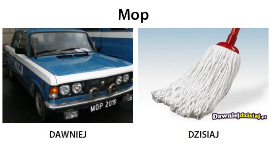 Mop –
