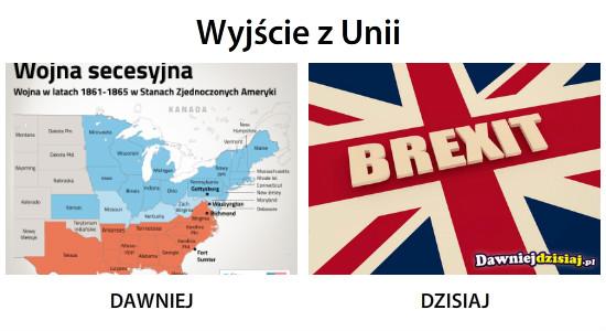 Wyjście z Unii –