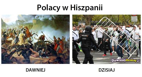 Polacy w Hiszpanii –