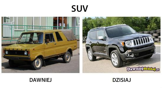 SUV –