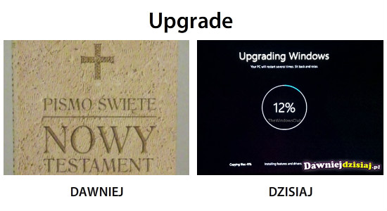 Upgrade –
