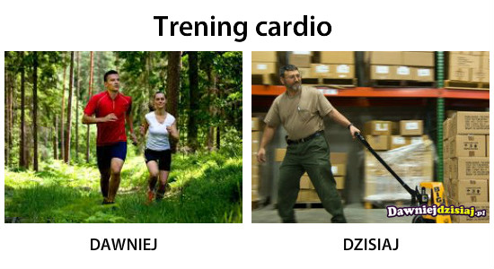 Trening cardio –