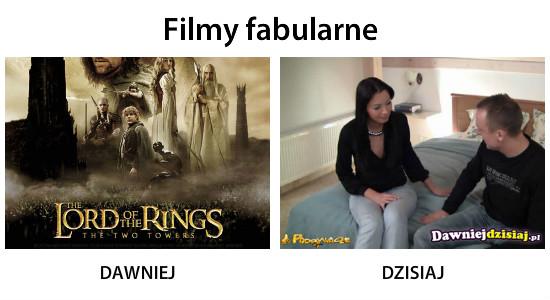 Filmy fabularne –