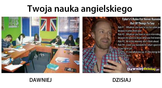 Twoja nauka angielskiego –