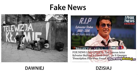 Fake News –