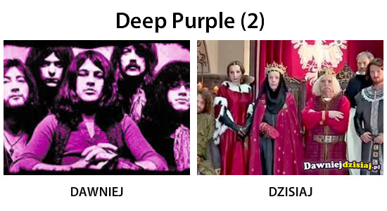 Deep Purple (2) –